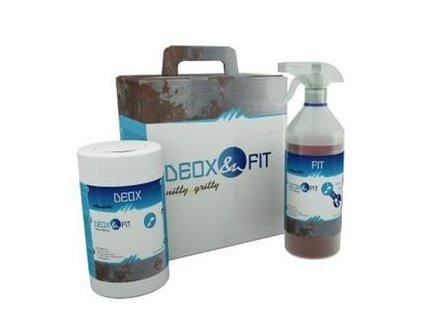 Deoxidace a repasivace NEREZI sada DEOX & FIT