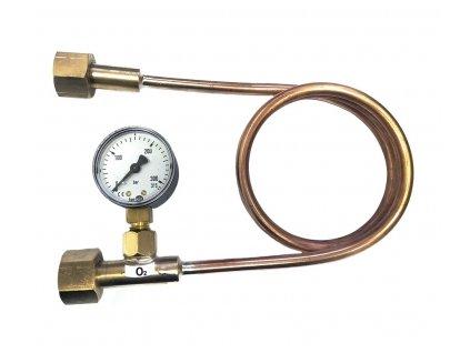 Přepouštěcí trubka Kyslík / Argon / Směsný plyn