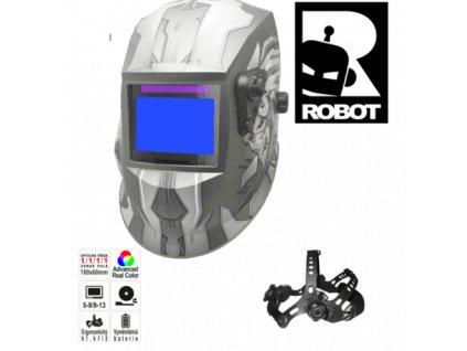 Kukla stmívací svářecí Robot