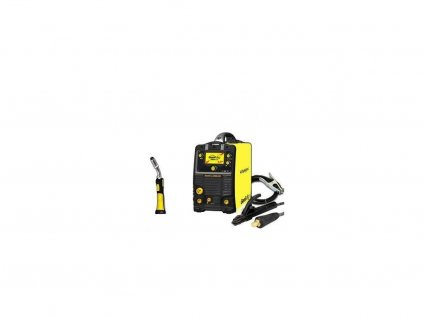 Svářecí invertor KOWAX GeniMig 250LCD Synergy - výhodný SET