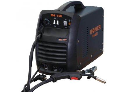 Svářečka CO2 Homer MG 150 MIG/MAG - výhodný SET