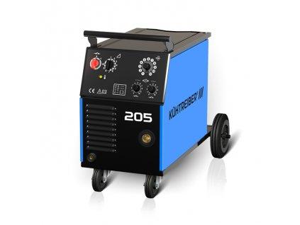 Svařovací zdroj KIT 205 Kühtreiber®