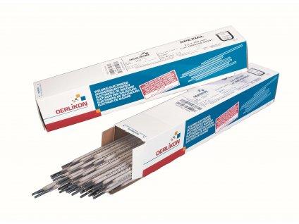 Elektrody BASICKÉ Oerlikon Spezial, Ǿ 2.5 - 3.2 mm x 350 mm
