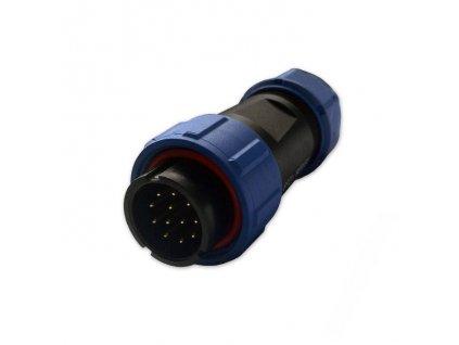 Konektor pro připojení TIG hořáku (12-pin)
