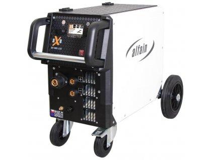 Svářečka MIG/MAG AlfaIn aXe 201 MIG LCD Synergy pro CO2