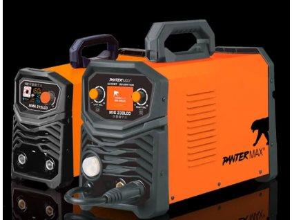 Svářečka MIG/MAG Pantermax 230LCD včetně hořáku