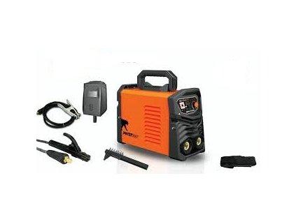 Invertor pro svařování PanterMax 215 LCD pro MMA a TIG