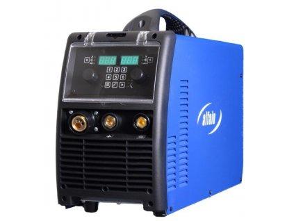 Svařovací synergický invertor aXe 320 Mobil Gas AlfaIn®110E@2E110P. . .o