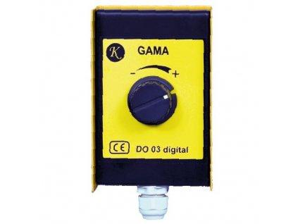Dálkové ovládání pro invertory - 10 metrů kabel
