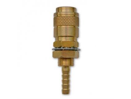 Rychlospojka pro připojení plynu SAMICE 6 mm