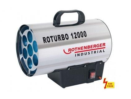 Rothenberger ROTURBO 12000 teplogenerátor 12kW