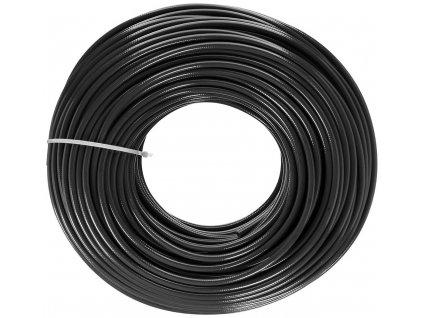 hadice abicor binzel černá opředená k vedení plynu k svářečce