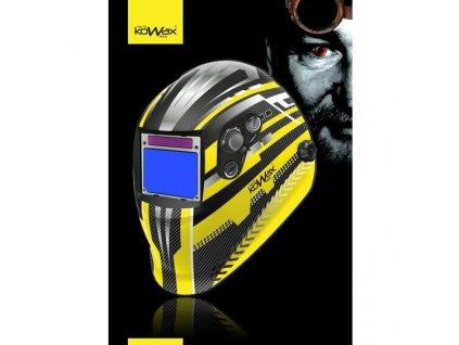 Samostmívací kukla svářecí KOWAX® KWX730ARC++