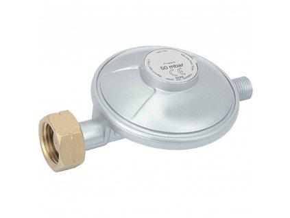 Regulátor tlaku Propan-butan 50 mbar