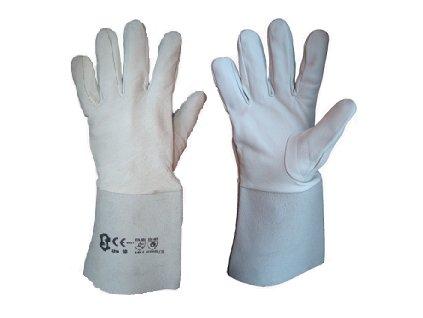Svářecí rukavice TIGER LUX