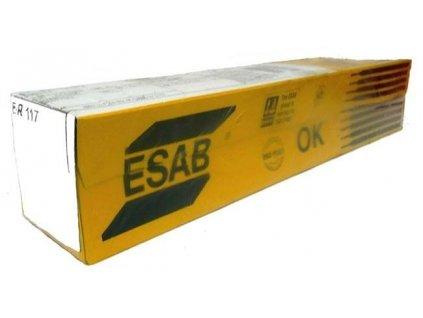 Elektrody rutilové ER 117, Ǿ 2.0 - 4.0 mm x 300 - 350 mm ESAB®