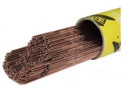 Drát pro AUTOGEN OCEL G102, , Ǿ 1.6 - 5.0 mm x 1000 mm ESAB®