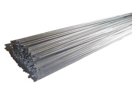 Drát pro TIG OCEL SG1, Ǿ 1.6 - 2.0 mm x 1000 mm