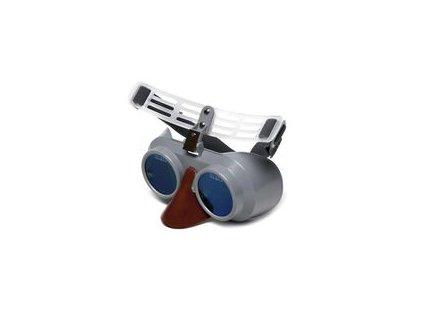 Brýle svářečské naddioptrické sklopné