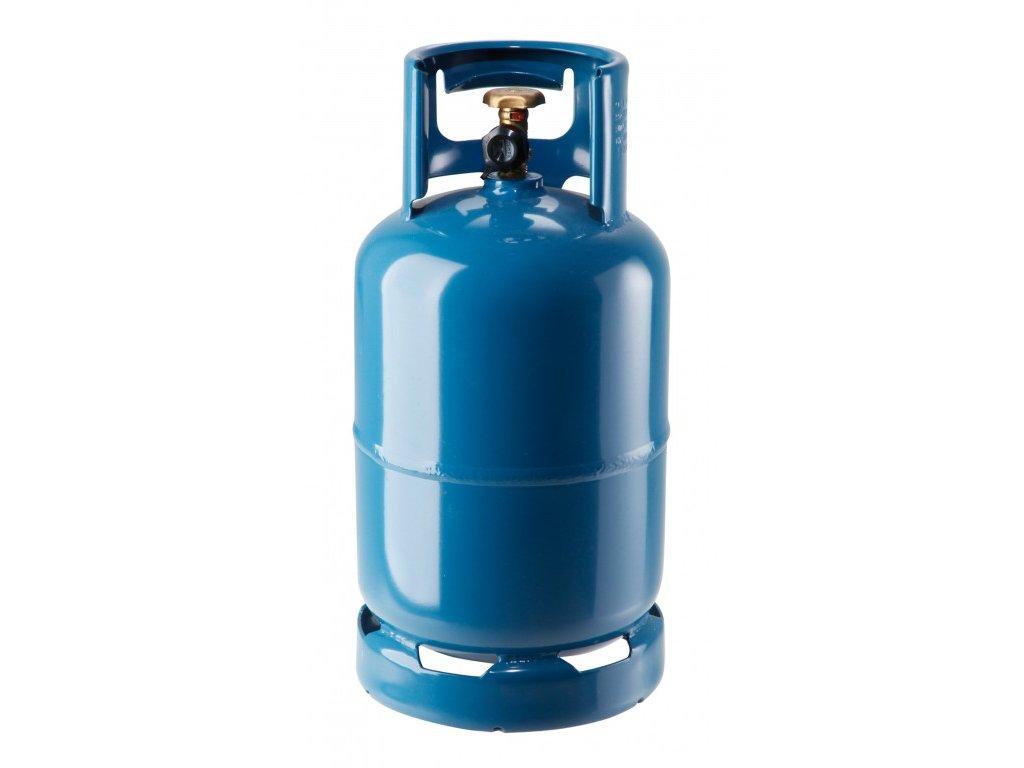 Vítkovice Milmet Tlaková láhev na Propan - butan 10 kg běžná NOVÁ lahev O10 NOVÁ lahev