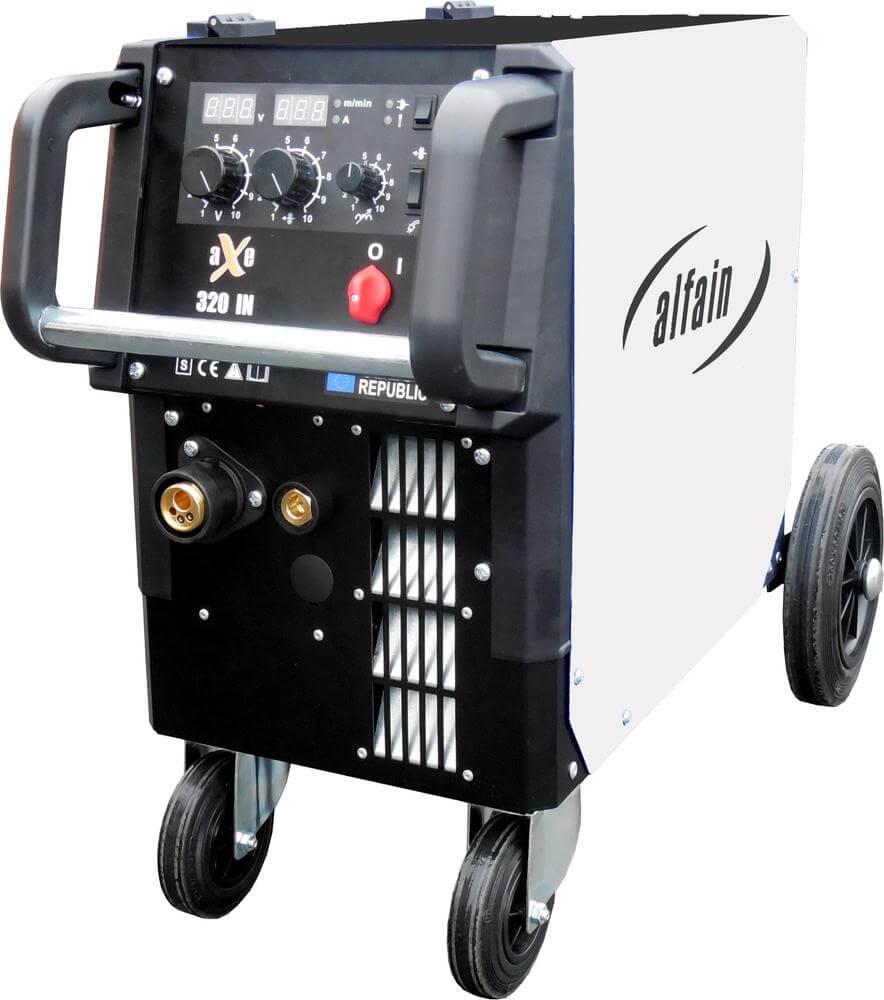 aXe 320 IN MIG MAN-4 E.087-4 MIG/MAG - CO2 svářečka
