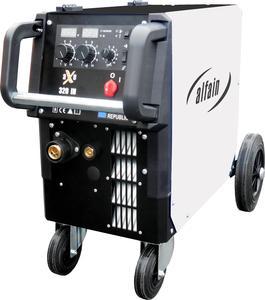 Svářečka CO2 AlfaIn aXe 320 IN MIG MAN-4 pro MIG MIG/MAG - CO2 svářečka