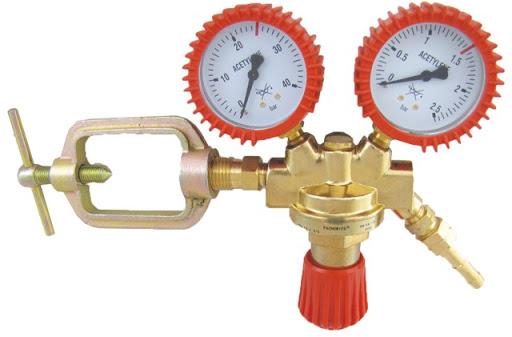 Proindustry Redukční ventil pro Acetylen MGRV100AC kvalitní za nízkou cenu