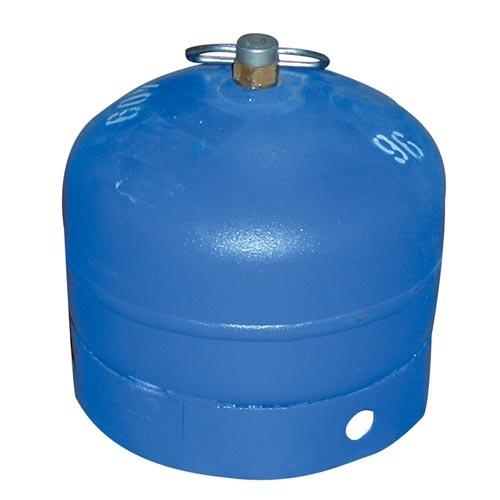 MEVA Tlaková láhev na Propan - butan 2 kg REPASOVANÁ lahev REPASOVANÁ = použitá s platnou tlakovou zkouškou