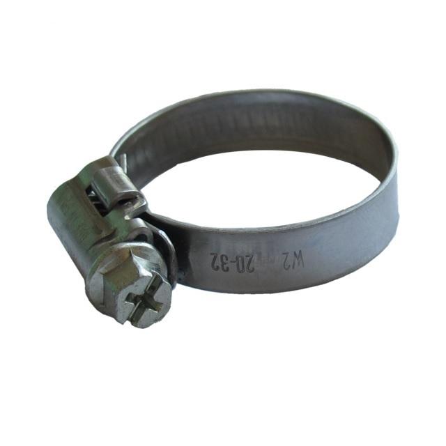 Proindustry Hadicová spona GEMI šroubovací Spona GEMI: Velikost 10-16 mm TS7812054 stahovací páska na hadice - šroubovací