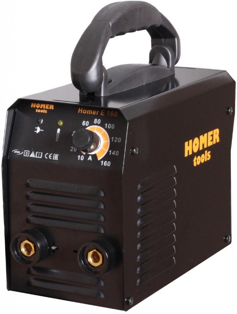 AlfaIn Svářecí invertor Homer E 160 pro MMA - výhodný SET Varianta: SET 1: svářečka s výbavou v popisu stroje + kukla eco Panter 5.0530 výhodný SET - další příslušenství ZDARMA