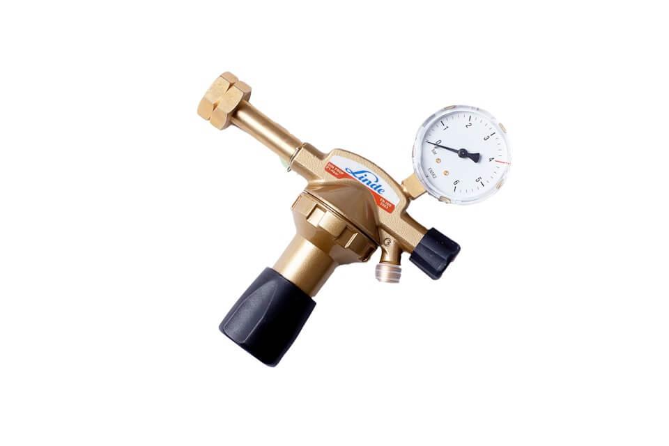 Redukční ventil pro Propan, Propan-butan Linde Gas 7251032 profi redukční ventil
