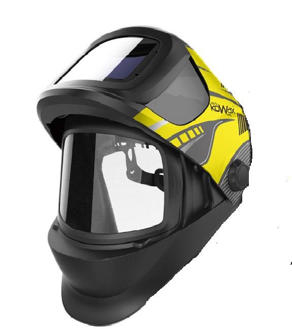Samostmívací svářecí kukla KOWAX FantomFlip KWXFantomFlipARC1 náhradní ochranné fólie ZDARMA