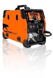 Svářečka na CO2 Pantermax Mig/Mag 220 Synergy včetně hořáku - výhodný SET Varianta: SET 10: svářečka s výbavou v popisu stroje + RV CO2 + kukla profi Predátor PMMIG220/SET10 výhodný SET - další příslušenství ZDARMA