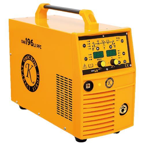OMI 196LS PFC Synergy Pulz 2863 MIG/MAG - CO2 svářečka