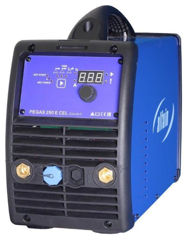 Pegas 250 E CEL smart 5.0287 Elektrodová a TIG svářečka