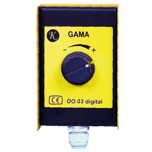 Omicron Dálkové ovládání pro invertory - 10 metrů kabel 2019 10 metrů připojovací kabel