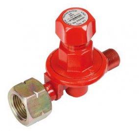 Rothenberger Regulátor tlaku Propan-butan nastavitelný 0,5 - 4 bar + velký průtok 032081E nastavitelný regulátor tlaku na Propan-butan s velkým průtokem