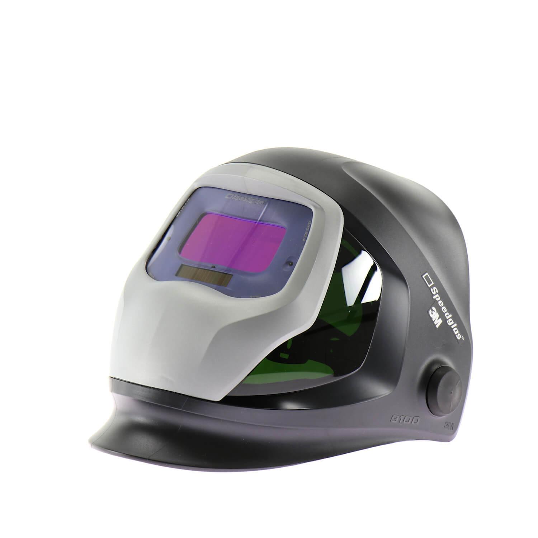3M Speedglass Svářecí kukla SPEEDGLASS 9100X + boční průzory 501815 boční průzory, profesionální svářecí samostmívací kukla