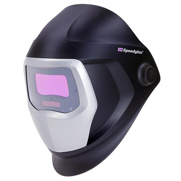 3M Speedglass Svářecí kukla SPEEDGLASS 9100X + boční průzory 501815 boční průzory, profesionální svá