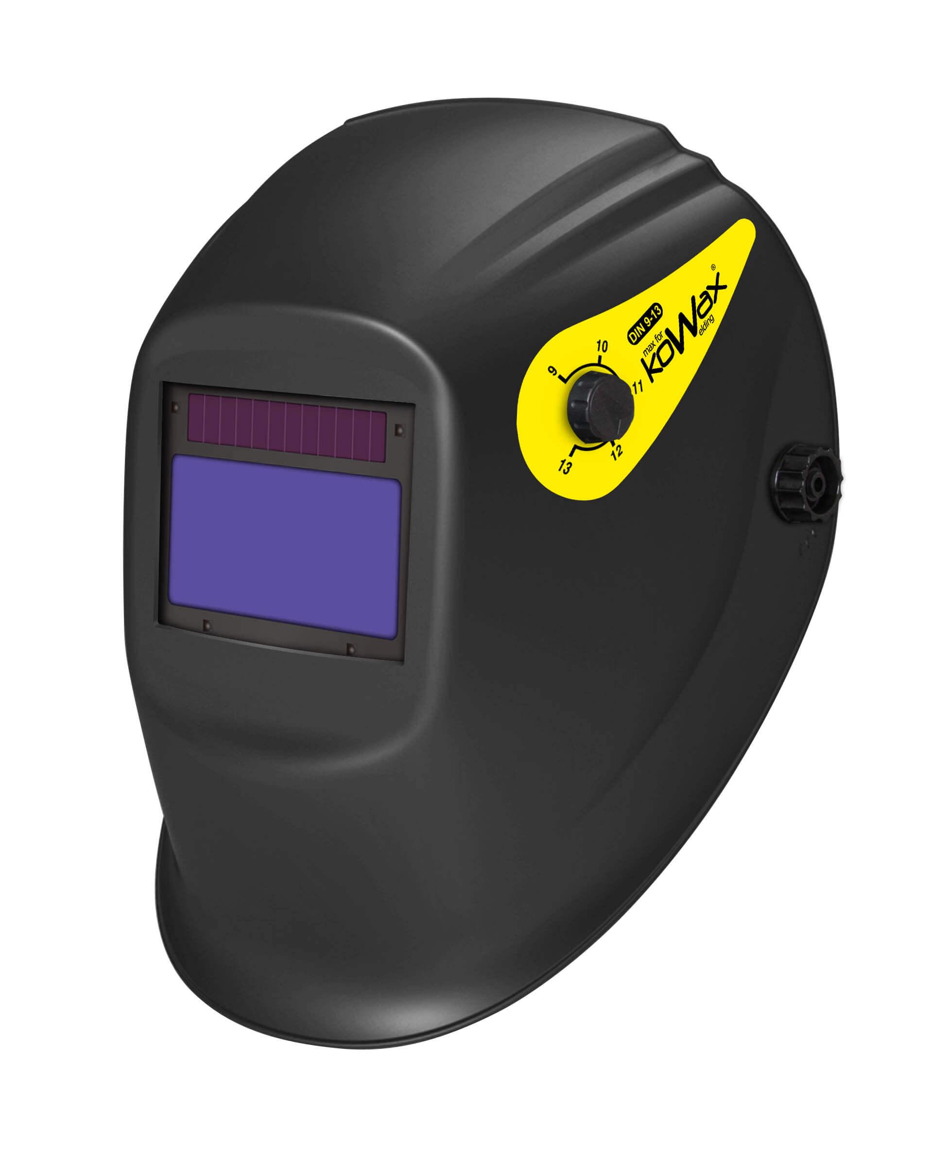 Svářečská kukla samostmívací KOWAX KWX73 KWX73 náhradní ochranné fólie ZDARMA