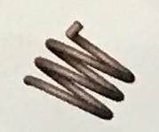 Abicor Binzel Náhradní díly svářecí hořák CO2 150A Díly hořák CO2 150A: Pružina pro MB25