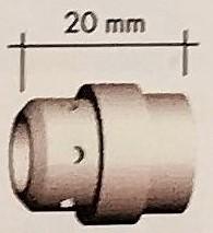 Abicor Binzel Náhradní díly svářecí hořák CO2 240A Díly hořák CO2 240A: Rozdělovač plynu MB 24