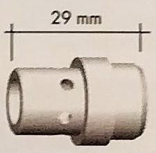 Abicor Binzel Náhradní díly svářecí hořák CO2 240A Díly hořák CO2 240A: Rozdělovač plynu MB 26
