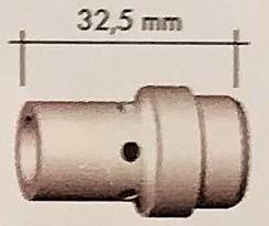 Abicor Binzel Náhradní díly svářecí hořák CO2 240A Díly hořák CO2 240A: Rozdělovač plynu MB 36