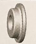 Abicor Binzel Náhradní díly hořák TIG 17, 18 a 26 A Díly hořák TIG 17A: Adaptér BJ=5
