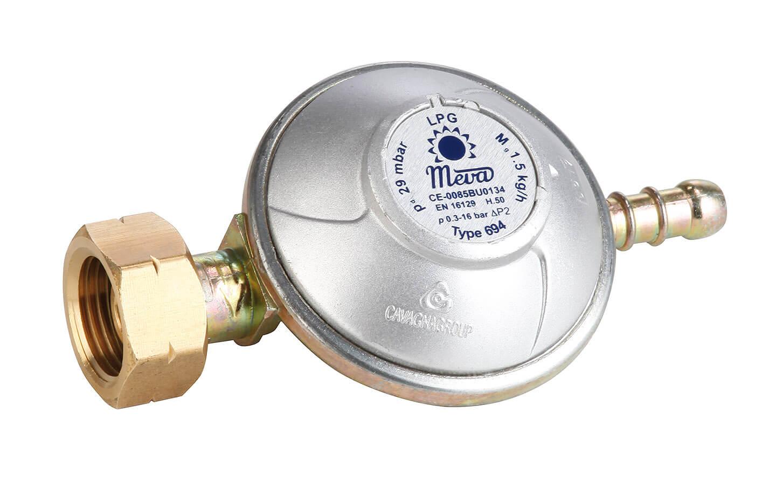 MEVA Regulátor tlaku Propan-butan 30 mbar