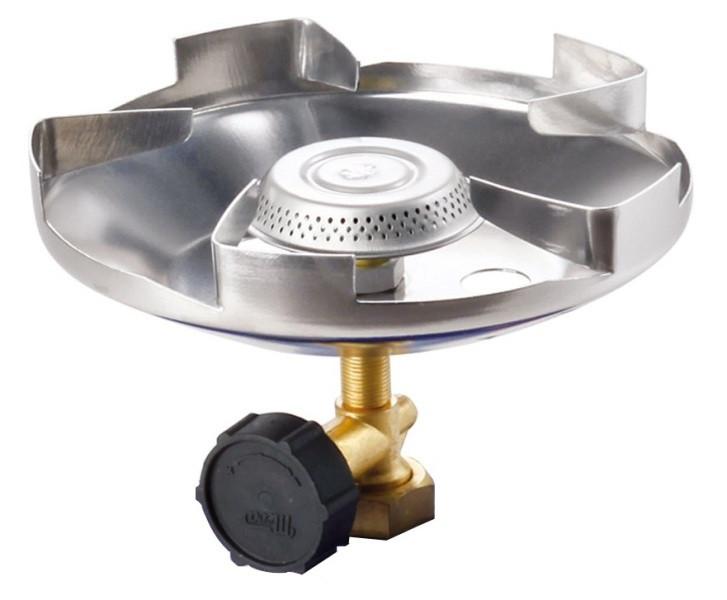 MEVA Vařič SOLO na Propan-butan 2 kg vařič na propan-butan lahev 2 kg - jednoplotýnkový