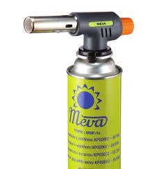 MEVA Hořák plynový na kartuše PB KP01006 hořák s montáží přímo na kartuš