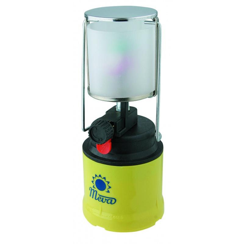 MEVA Lampa na kartuše Propan-butan piezo zapalování