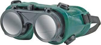 GCE Brýle svářečské sklopné DIN5